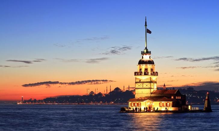 Фото №4 - Пять мест в Стамбуле, которые необходимо посетить