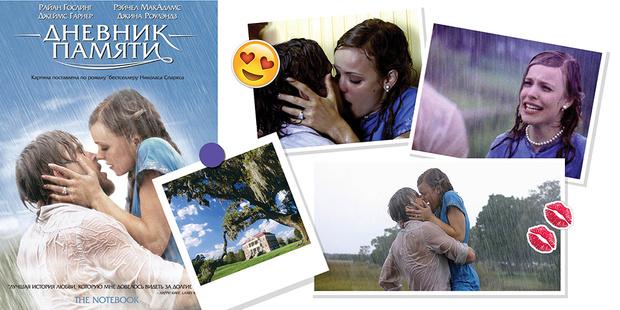 Фото №3 - Как в кино: 10 мест знаменитых поцелуев