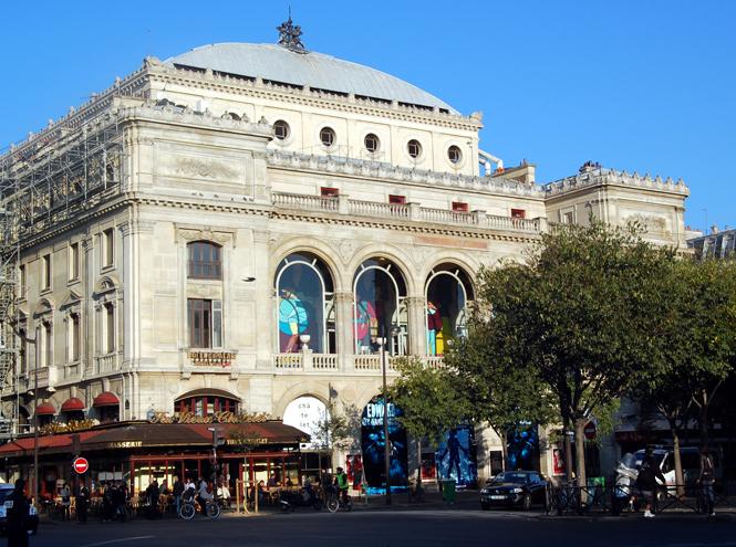 Фото №12 - Летим в театр: 10 лучших театральных подмостков Парижа