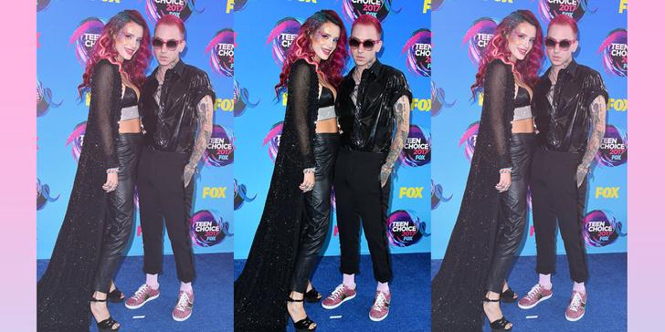 Фото №12 - Выбери лучший образ с Teen Choice Awards 2017: голосуй!