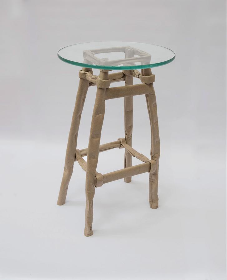 Фото №2 - Malleable State: коллекция мебели из бумаги