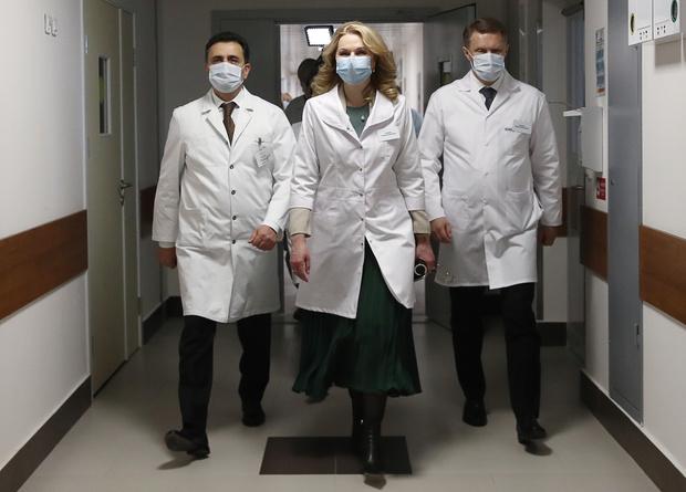 Фото №3 - Мишустин опасается третьей волны коронавируса и требует принять срочные меры