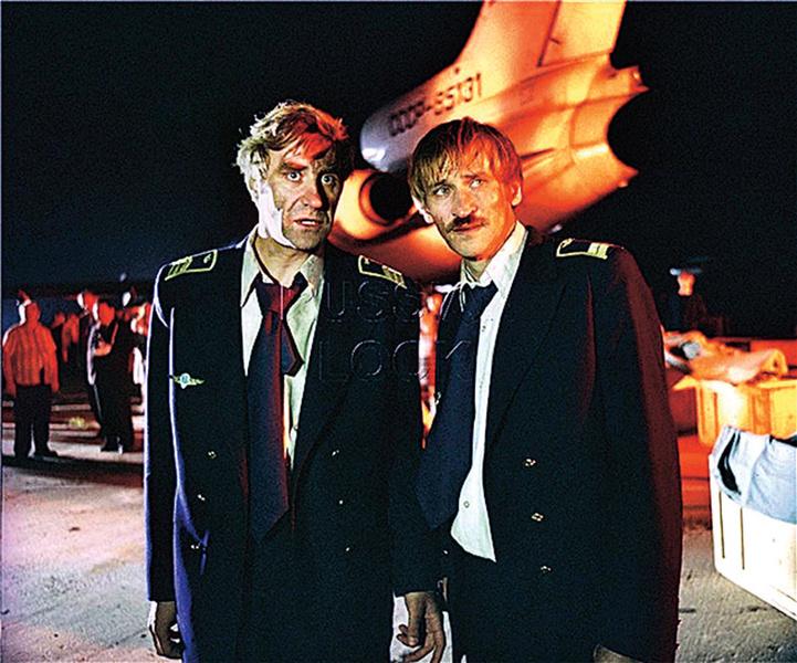 Фото №6 - Смена «Экипажа» 37 лет спустя: сравниваем два фильма