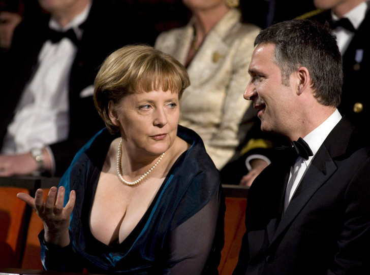 Фото №14 - Ангела Меркель, какой ее мало кто знает (или помнит)