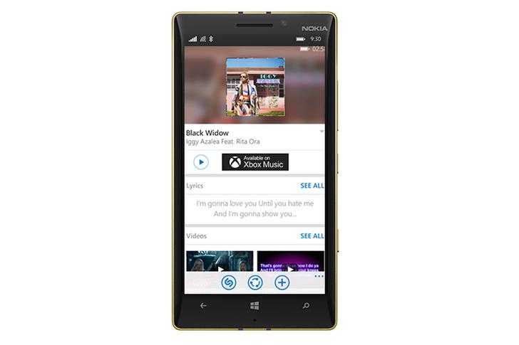 Shazam приложение