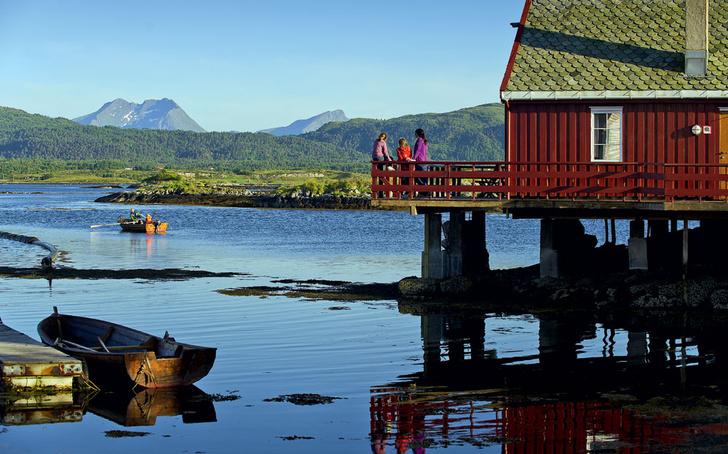 Фото №6 - Как воспитывают детей в Норвегии
