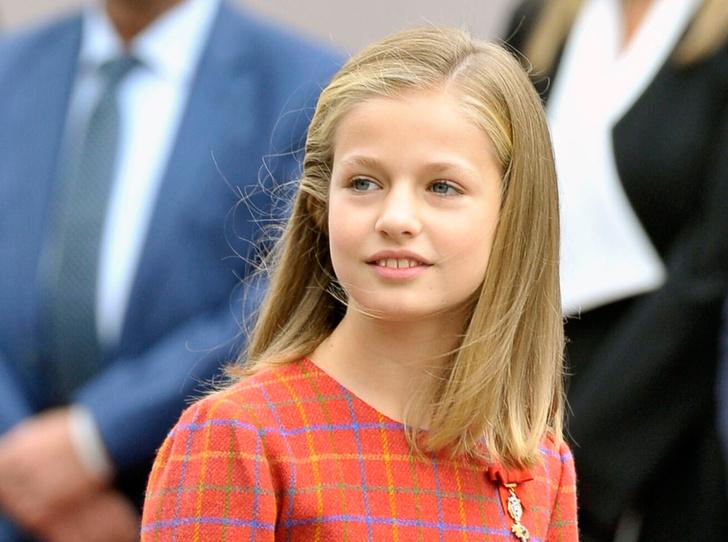 Фото №1 - Что изменится для принцессы Леонор после ее 13-летия