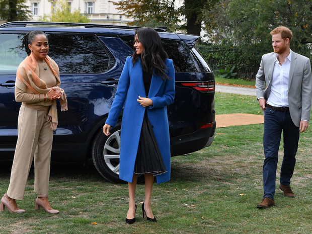 Фото №3 - Тревожный звоночек: что сразу не понравилось маме Меган в королевской жизни