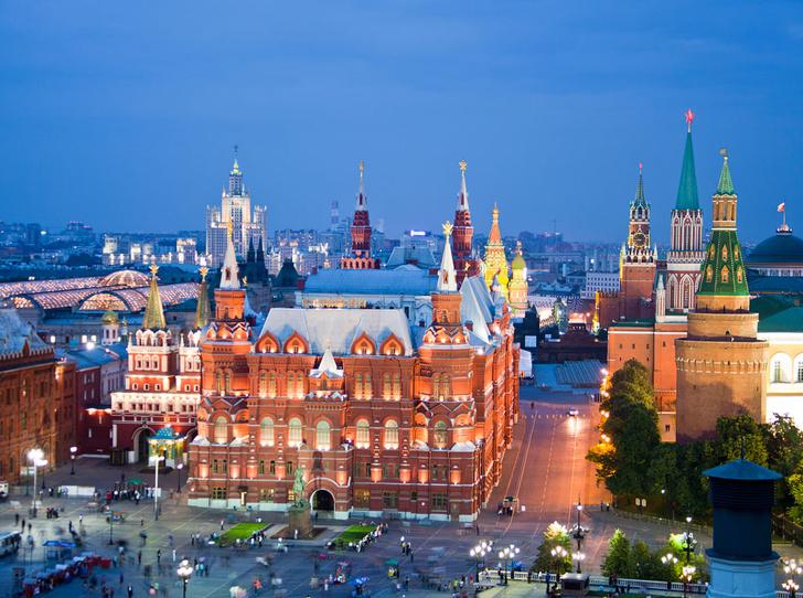 Фото №9 - На высоте: где искать лучшие панорамные виды Москвы