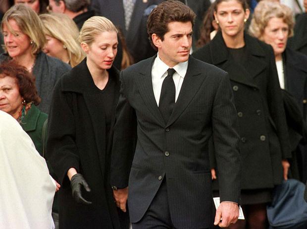 Фото №12 - Пока смерть не разлучит: любовь и трагедия Джона Кеннеди-младшего и Кэролин Бессетт