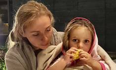 Навка показала, как лечит дочь, а ее раскритиковали