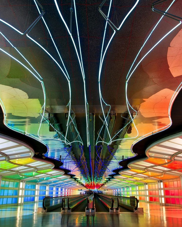 Фото №7 - 10 самых красивых аэропортов мира