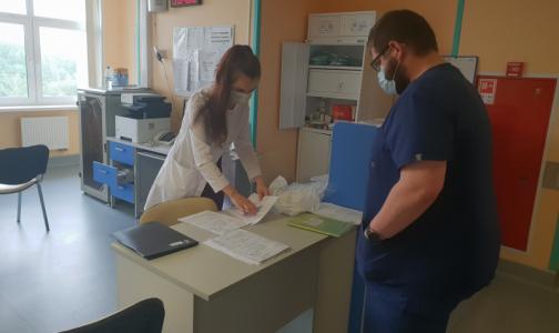 Фото №1 - Врач Боткинской больницы: С нашего отделения выпишется последний пациент с коронавирусом в Петербурге