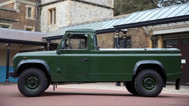 Фото №4 - Land Rover показал катафалк принца Филиппа, разработанный самим принцем Филиппом