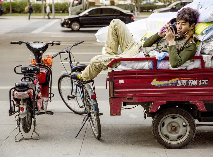 Фото №9 - Одна среди миллиарда: как русскому жить по-китайски в Чэнду