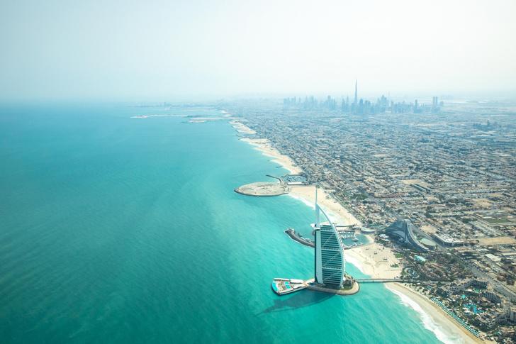 Фото №1 - Дубай открывает границы для россиян