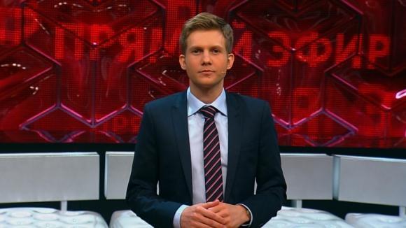 Фото №1 - Отбой тревоги: Борис Корчевников остается в «Прямом эфире»
