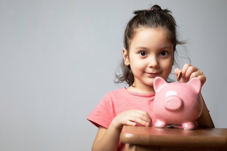 Фото №2 - Как научить ребенка правильному отношению к деньгам