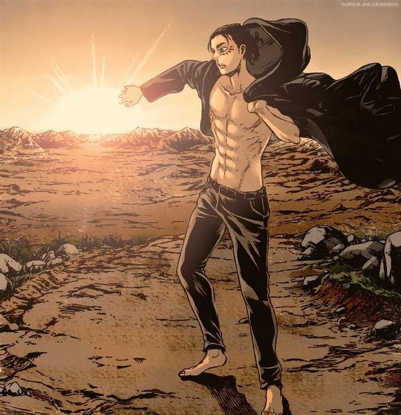 Фото №5 - Самые раздражающие и «бесячие» персонажи из «Атаки титанов» 🙄