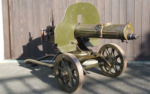 Фото №5 - 9 стволов, которые перевернули мир— главные вехи в истории стрелкового оружия