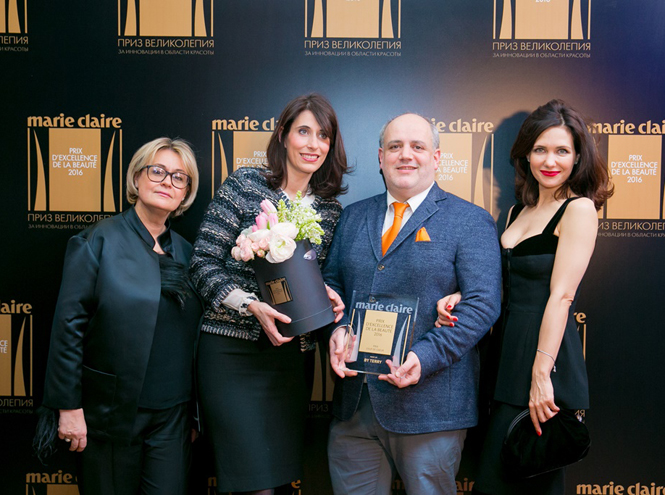 Фото №4 - Событие года: Prix d'Excellence de la Beauté 2016