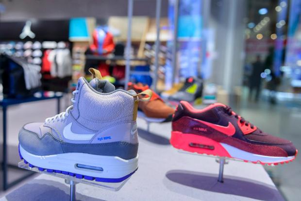 Фото №1 - В Москве открылся второй магазин спортивной обуви Street Beat