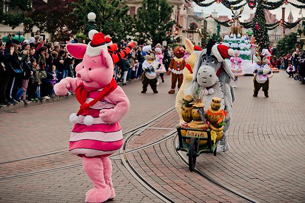 Фото №12 - Победители нашего юбилейного конкурса отправились в Disneyland Париж