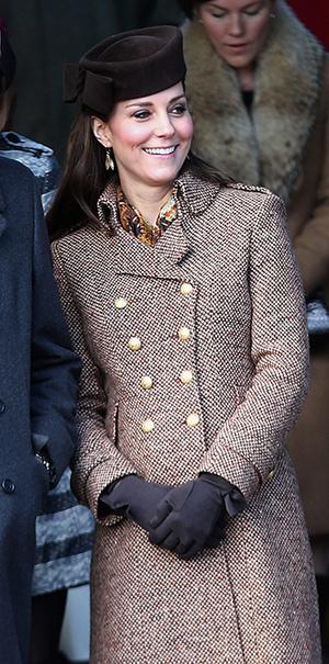 Фото №17 - В модном положении: две беременности герцогини Кембриджской (сравним?)