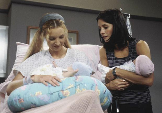 Фото №1 - 10 звезд кино, чья беременность на экране была настоящей