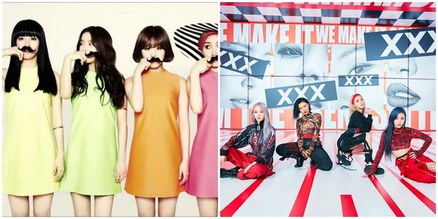 Фото №2 - 13 айдол-групп, которые круто изменились со времени их дебюта