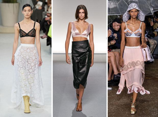Фото №3 - 10 трендов весны и лета 2020 с Недели моды в Париже