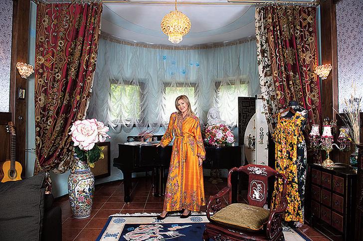 Фото №4 - Вика Цыганова: приходите в мой дом, мои двери открыты