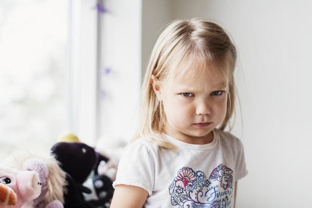 Плохое поведение ребенка
