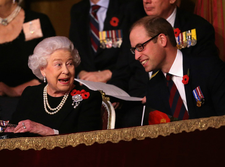 Фото №1 - Повышение «по службе»: Королева пожаловала принцу Уильяму новый титул