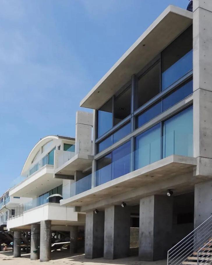 Фото №5 - Канье Уэст купил дом по проекту Тадао Андо в Малибу