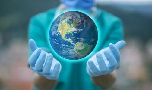 Фото №1 - ВОЗ: В начале года коронавирусом заразились почти 5 млн человек. Это самый высокий показатель с начала пандемии