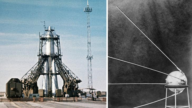 Фото №6 - Факты о космической гонке между США и СССР, в которые сложно поверить