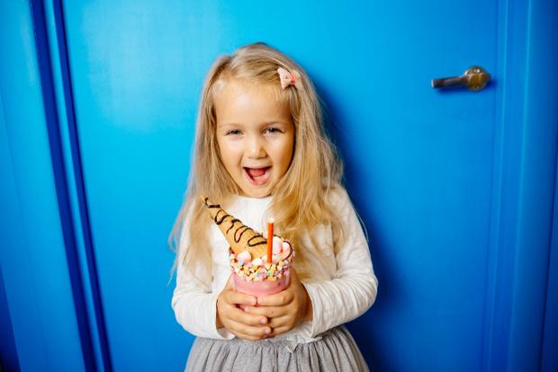 Фото №2 - Каждый день рождения в детстве – особенный!