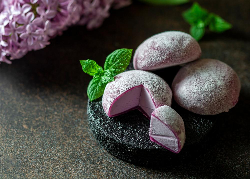 Японский десерт Моти: как приготовить самую полезную сладость