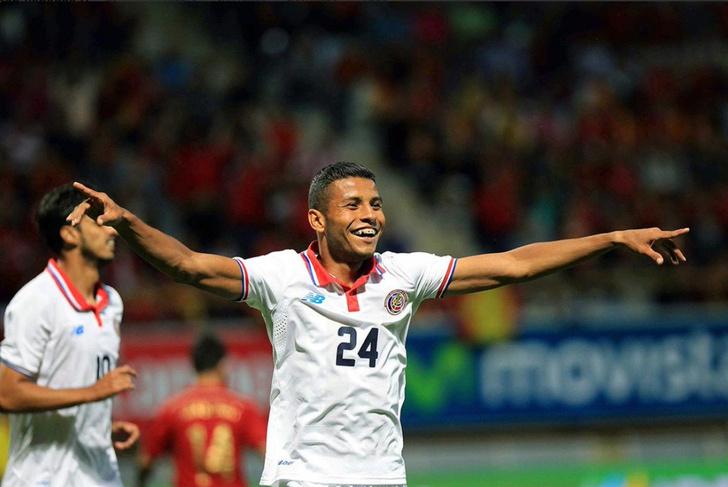Фото №5 - Смотрите, кто пришел: самые колоритные игроки команды Коста-Рики