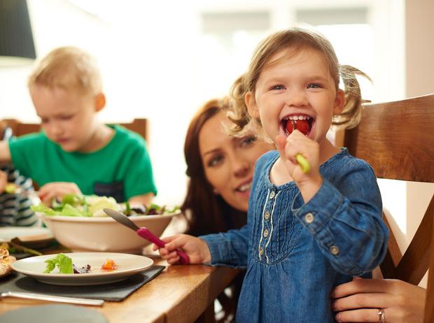Фото №6 - Как приучить ребенка к здоровой еде