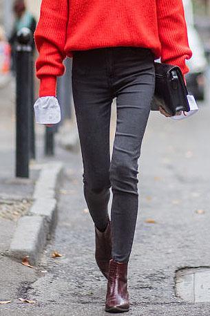 Фото №2 - Свидание вслепую: как выбрать идеальные джинсы без примерки