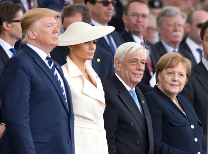 Фото №2 - Чем завершился трехдневный визит Дональда Трампа в Британию