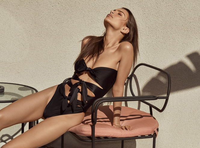 Фото №4 - Эмили Ратажковски: сексуальная красотка или икона феминизма?