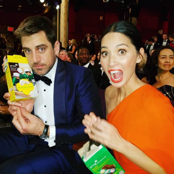 Фото №9 - Звездный Инстаграм: «Оскар-2016»