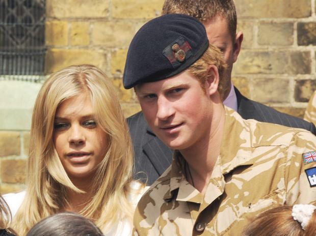 Фото №1 - Несчастливый финал: первая любовь и самый тяжелый разрыв принца Гарри