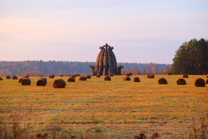 Фото №4 - «Архстояние» 2020 в Никола-Ленивце