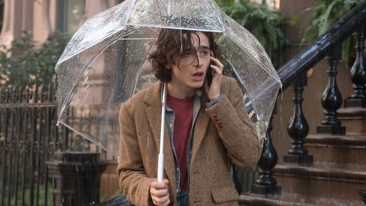 Фото №4 - MAXIM рецензирует последний фильм Вуди Аллена «Дождливый день в Нью-Йорке»