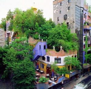 Фото №1 - Висячие сады появятся в Москве