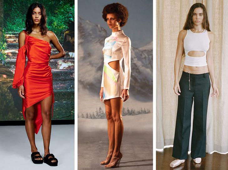 Фото №5 - Тренды весны и лета 2021 с Недели моды в Нью-Йорке